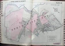 1942 DELAWARE CO PA SPRINGFIELD ROLLING GREEN GOLF CLUB 1 PRESBYTERIAN ATLAS MAP