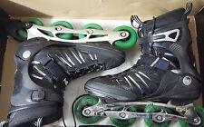 K2 F.I.T. 84  Men's Inline Skates Size 12 US FIT Roller Blades Skates w/EXTRAS