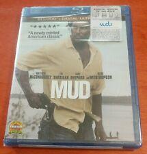 Mud Blu-ray Matthew McConaughey Sam Shepard Michael Shannon Reese Witherspoon