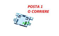 CONNETTORE RICARICA (2 pezzi ) MICRO USB PER  Wiko Wim Lite