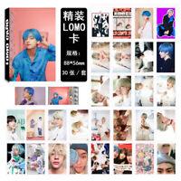 1SET KPOP Bangtan Boys Album MAP OF THE SOUL PERSONA V Lomo Card Photo Card