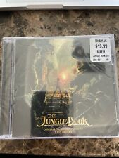 New SEALED Disney's The Jungle Book Motion Picture Soundtrack John Debney 2016
