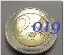 2 EURO COMMEMORATIVI 2019 - FDC - UNC