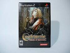 CASTLEVANIA LAMENT OF INNOCENCE Complete w. Box & Manual PS2 Playstation 2 NTSC
