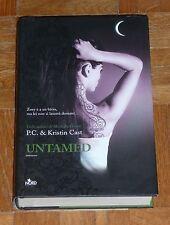 """P.C. & Kristin Cast """"UNTAMED"""" Nord 1ªEd. (copertina rigida)"""