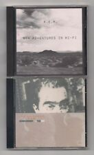 R.E.M. - Lot of 2 CD's : Lifes rich pageant & New adventures in hi-fi
