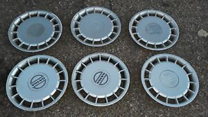 Volvo 240 14 Inch Hubcaps