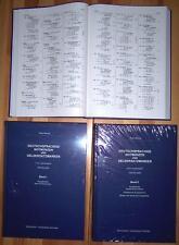 MENZEL - DEUTSCHE NOTMÜNZEN KATALOG, AUFLAGE 2005 - 2 BÄNDE - BUCHAUSGABE