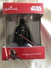 Hallmark Disney Star Wars Darth Vader Christmas Tree Ornament Nib
