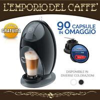 Macchina Caffè JOVIA Dolce Gusto (vari colori) + 90 Capsule Borbone IN OMAGGIO