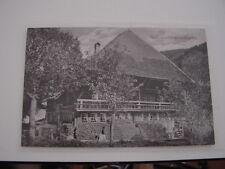 AK Ansichtskarte Schwarzwaldhaus