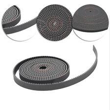 2M GATES 6mm 2GT GT2 RF Fiber Glass Reinforced Rubber Timing Belt for 3D Printer
