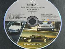 MERCEDES BENZ E CL S SLK SL NAVIGATION NAV DVD ROM OEM BQ 6460243 A2118272365