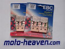 EBC FA322/4HH Front Brake Pads 2 SETS Husky SM SMR 450 510 610 630 SMS STR CRC
