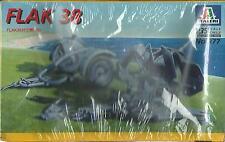 KIT ITALERI 1:35  CANNONE DA 20 mm FLACK 38 LUNGHEZZA 9 CM  ART 377
