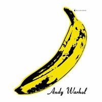 THE VELVET UNDERGROUND & NICO self titled (CD, album) art rock, very good, 1996,