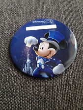 Badge Button exclusive exclusif Disneyland Paris 25 ans anniversaire anniversary