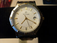 Titan Swiss Watch 30mm 885BCA New Battery