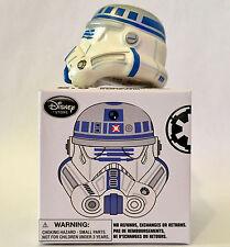 New STAR WARS LEGION DROID R2-D2 Stormtrooper Helmet Disney Vinylmation