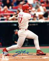 SCOTT ROLEN SIGNED AUTOGRAPHED 8x10 PHOTO PHILADELPHIA PHILLIES BECKETT BAS