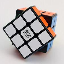 HMQC MoFangGe QiYi Sail Magic Cube Big 3x3x3 Speed Cube 6CM Toy Gift Black