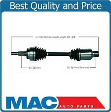 100% Torque Tested (1) New CV Drive Axle Shaft For Dodge Ram 1500 2006-11 Front
