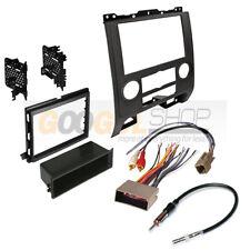 Car Stereo Radio Dash Kit Wire Harness Antenna for 2008-2012 Ford Escape (Fits: Mazda)