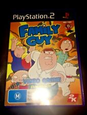 Family Guy - Playstation 2 Aus Game