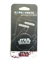 PopSockets Phone Grip Universal Phone Holder Star Wars Logo Cell Phone Stand New
