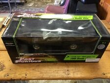 AMERICAN MUSCLE ERTL FAST AND FURIOUS 1/18 SCALE DIECAST 1995 HONDA CIVIC 2003