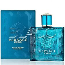 VERSACE  EROS POUR HOMME EDT NATURAL SPRAY - 100 ml