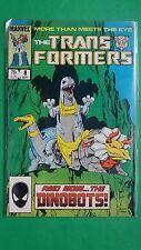 Marvel Comics: The Transformers Nos. 7-8