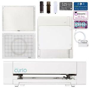 Silhouette Curio Digital Crafting Machine