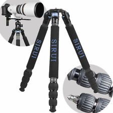 Sirui R-5214X Pro Carbon Fiber Stable Tripod For Canon Nikon Sony SLR Camera