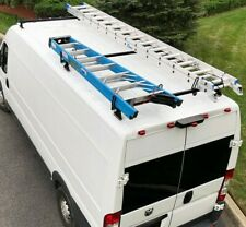 Heavy Duty 3 Bar ladder roof rack Fits: RAM ProMaster High Roof all years