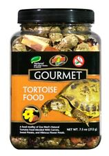 Zoo Med Gourmet Tortoise Food 7.5 ounce
