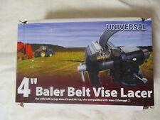 "New listing Brand New Universal R-4"" Clipper Baler Belt Vise Lacer (Item 03018)"
