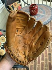 1960's Mickey Mantle Rawlings MM5 Professional Model Glove Nice Cond. Right Hand