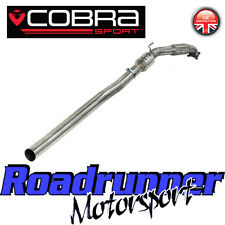 "Cobra Audi S3 2.0 Quattro Sports Cat Downpipe Exhaust 3"" Stainless Front Pipe 8P"