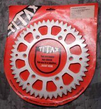 KTM Titax Rear Sprocket 50T KTM 125 200 250 300 400 450 MX Motocross Enduro