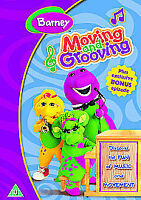 Barney - Moving And Grooving [DVD], DVDs