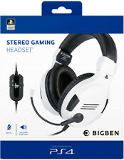 Official Licensed White Stereo Gaming Headset (PlayStation 4)