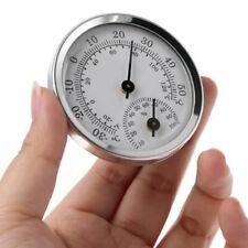 Umidità Termometro Igrometro Strumento di Misura Case Büros Schermo Analogico