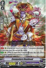 Cardfight Vanguard: Commodore Blueblood - V-EB02/024EN R - Rare Card