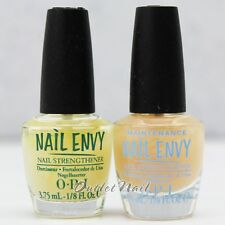 OPI Nail Envy Original + Maintenance Nail Strengthener 3.75 ml - 1/8 oz Mini Set