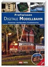 Fachbuch Profiwissen Digitale Modellbahn, Steuerung und Konfiguration, NEU