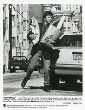 JOHN RITTER CARRIES GROCERIES SAN FRANCISCO HOOPERMAN ORIGINAL 1987 ABC TV PHOTO