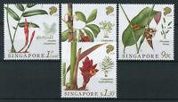 Singapore 2018 MNH Native Gingers 4v Set Nature Plants Flowers Stamps