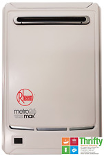 Rheem Metro Max 26L Instantaneous Hot Water Heater 50C or 60C