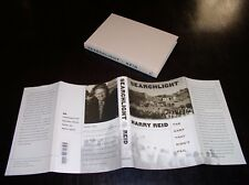 *SIGNED* Searchlight : The Camp That Didn't Fail Harry Reid (1998, HC) *SIGNED*